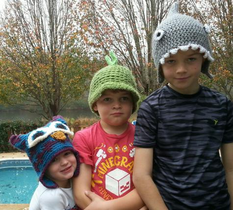three-kids-hats